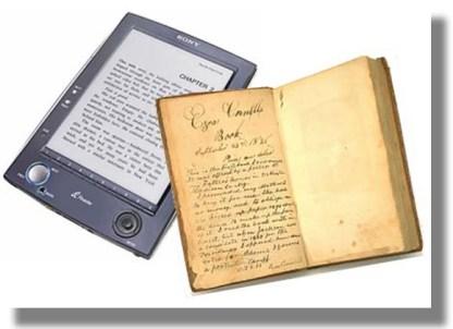 Libro Electrónico VS Libro de Papel